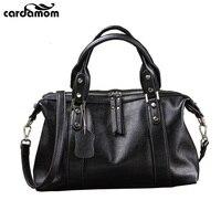 Genuine Leather Women Bags 2016 Fashion Bag Female Handbag Messenger Bag First Layer Cowhide Shoulder Bag