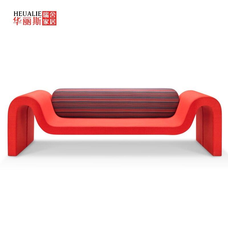 Rui Shebu Sofa Office Furniture Stylish Simplicity Creative Sofa