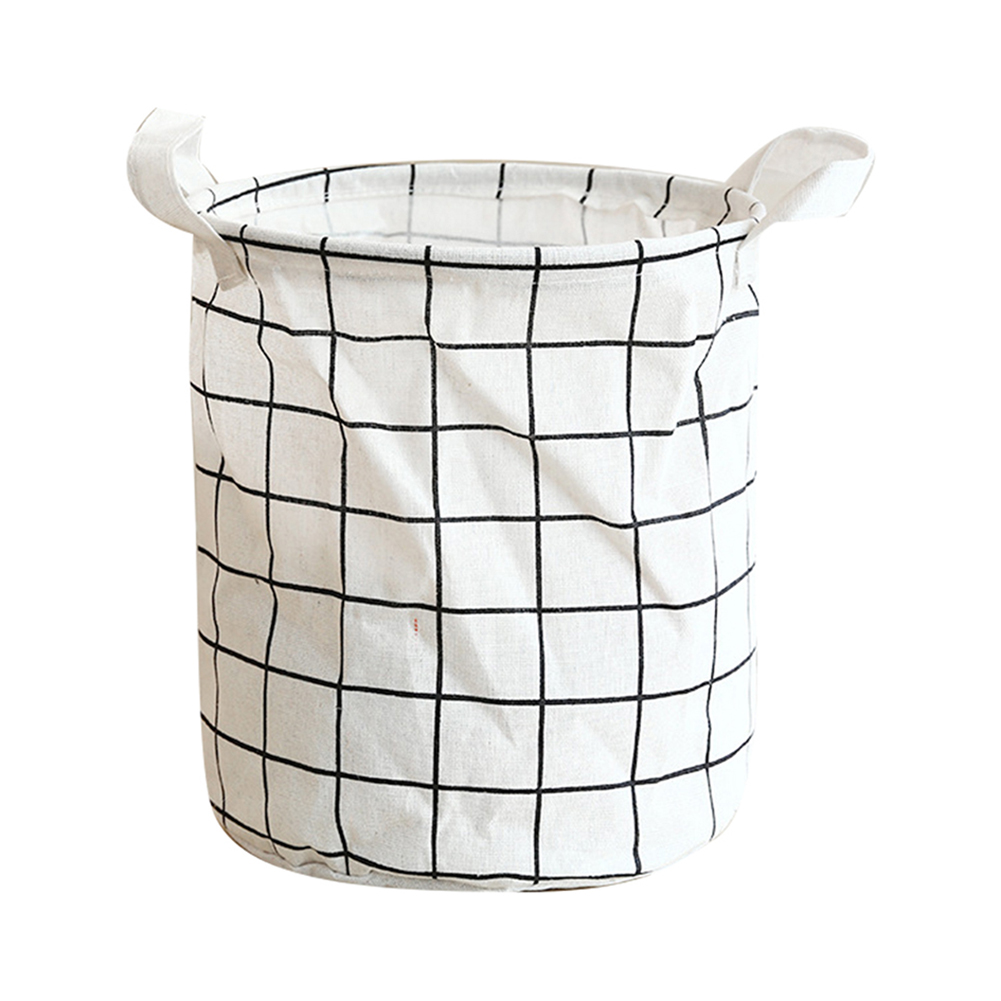 1 Large Size Laundry Basket Storage Bucket