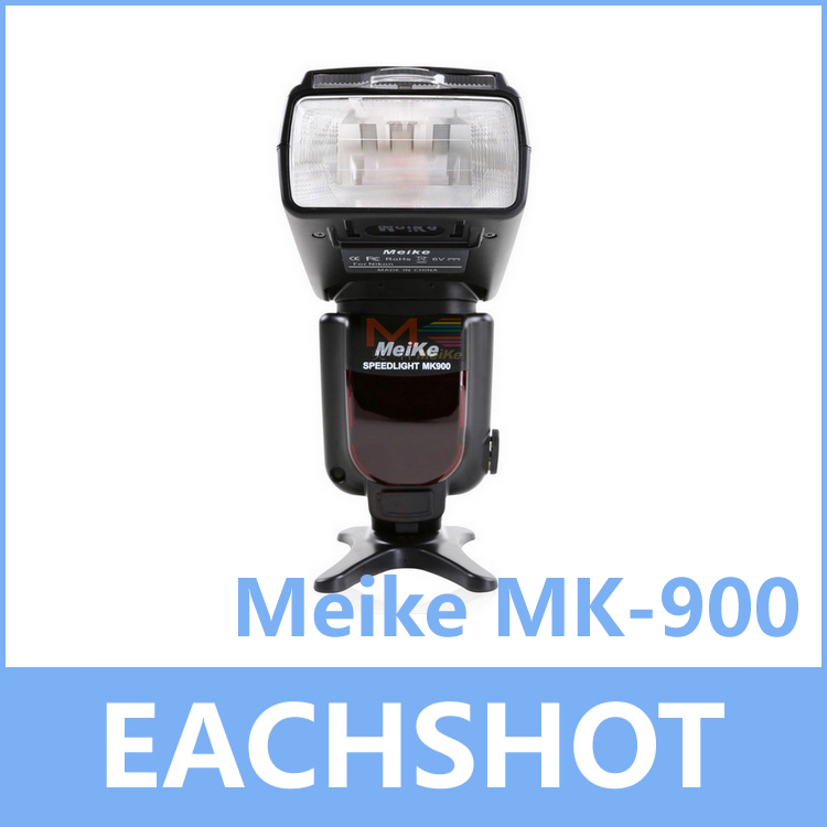 Meike MK-900 MK900 TTL Flash Speedlite Flashlight MK 900 For Nikon D7000 D5200 D3200 D700 D300 D200 D90 D80 D70 D60 with difusor meike mk 950 mark ii ttl slave wireless flashgun speedlite flashlight for nikon
