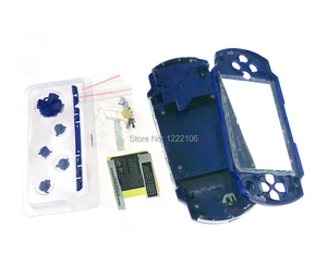 Image 4 - 1ชุดสีสำหรับPSP 1000 PSP1000 Shell Caseปุ่มเปลี่ยนชุดที่ดีที่สุดคุณภาพ