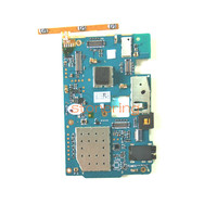 Mainboard Motherboard mother board + Power On Off Volume Button Flex Cable For Lenovo S860 smart Cell phone support