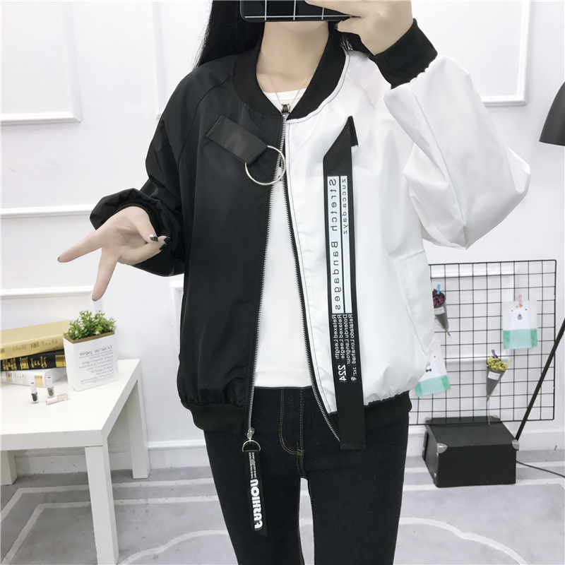 Jacket   Women New Fashion 2019   Basic     Jacket   Female Outwear Casual Thin Windbreaker Women Coat