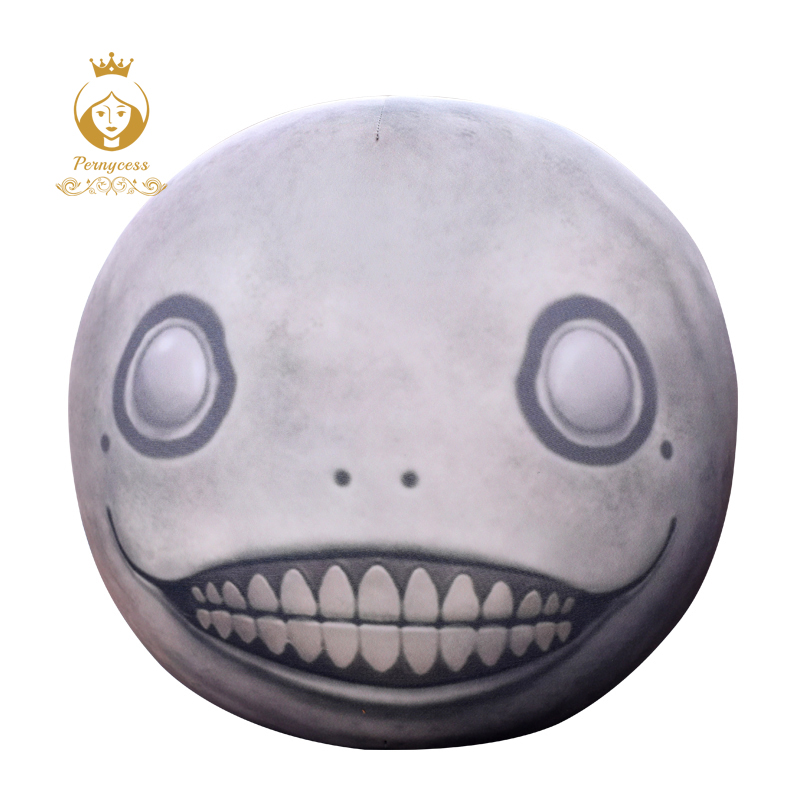 1PCS 20CM / 40CM animation game two games around Neil Machine era Emil foam particles pillow funny toys