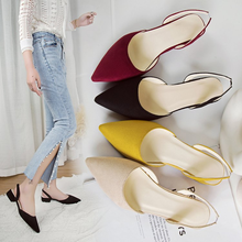 Classic Mules Shoes Slides Outdoor Slipper Flat Heel Platform Buckle Woman Pointed Toe Shoes Sandals Fur Heels Sandals Women 2018 luxury velvet slipper women pointed toe gold tassel fringe flat shoes woman mulers gladiator sandals