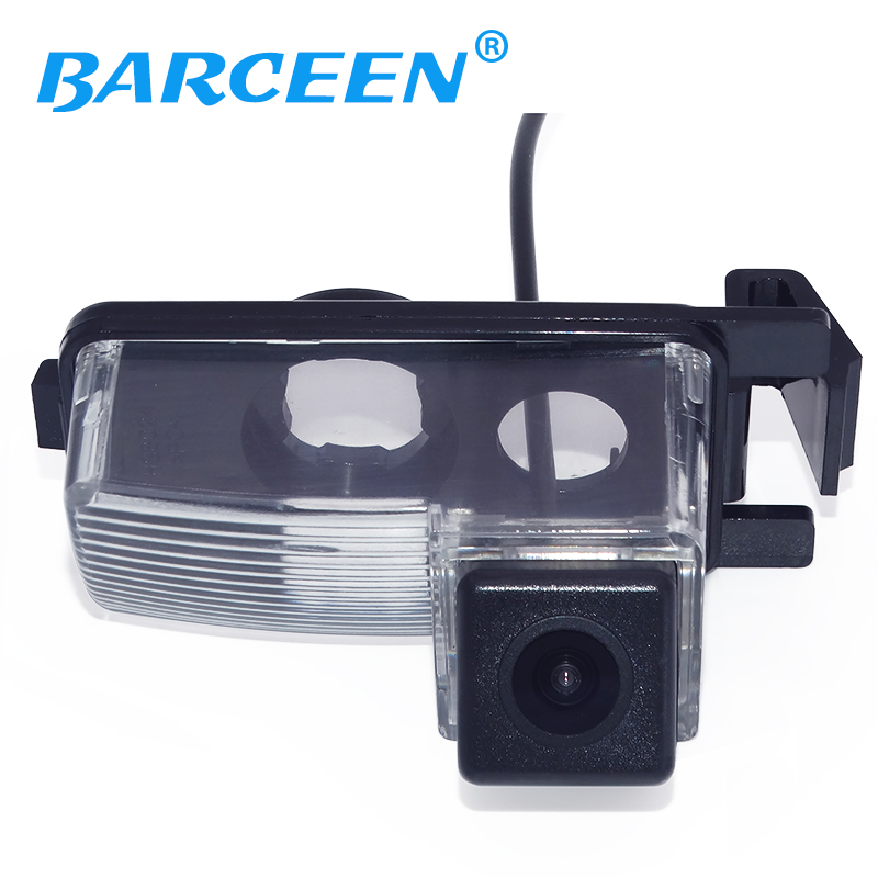Car Rear View Camera , For Nissan Tiida Reversing Camera With CCD + Waterproof IP69k + Wide Angle 170 Degrees + Free Shipping