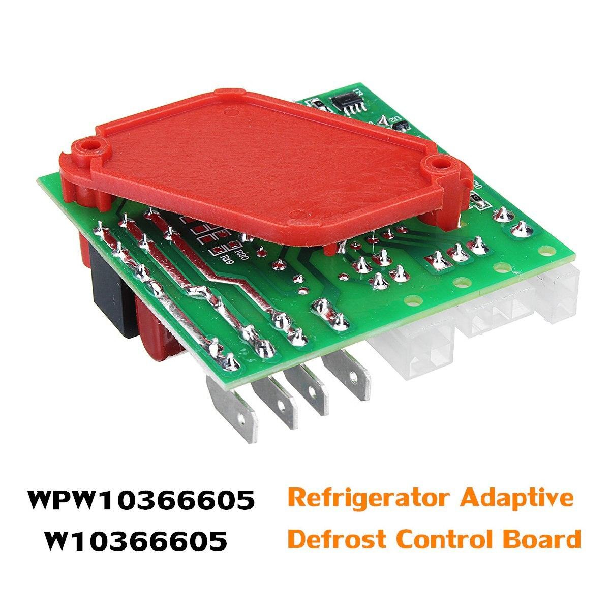 WPW10366605 Refrigerator Adaptive Defrost Control Board For Whirlpool W10366605 adaptive neurofuzzy control paradigms page 8