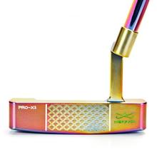 골프 클럽 퍼터 a 남성용 3 색 선택 33/34/35inch 크기 골프 클럽 골프 퍼터