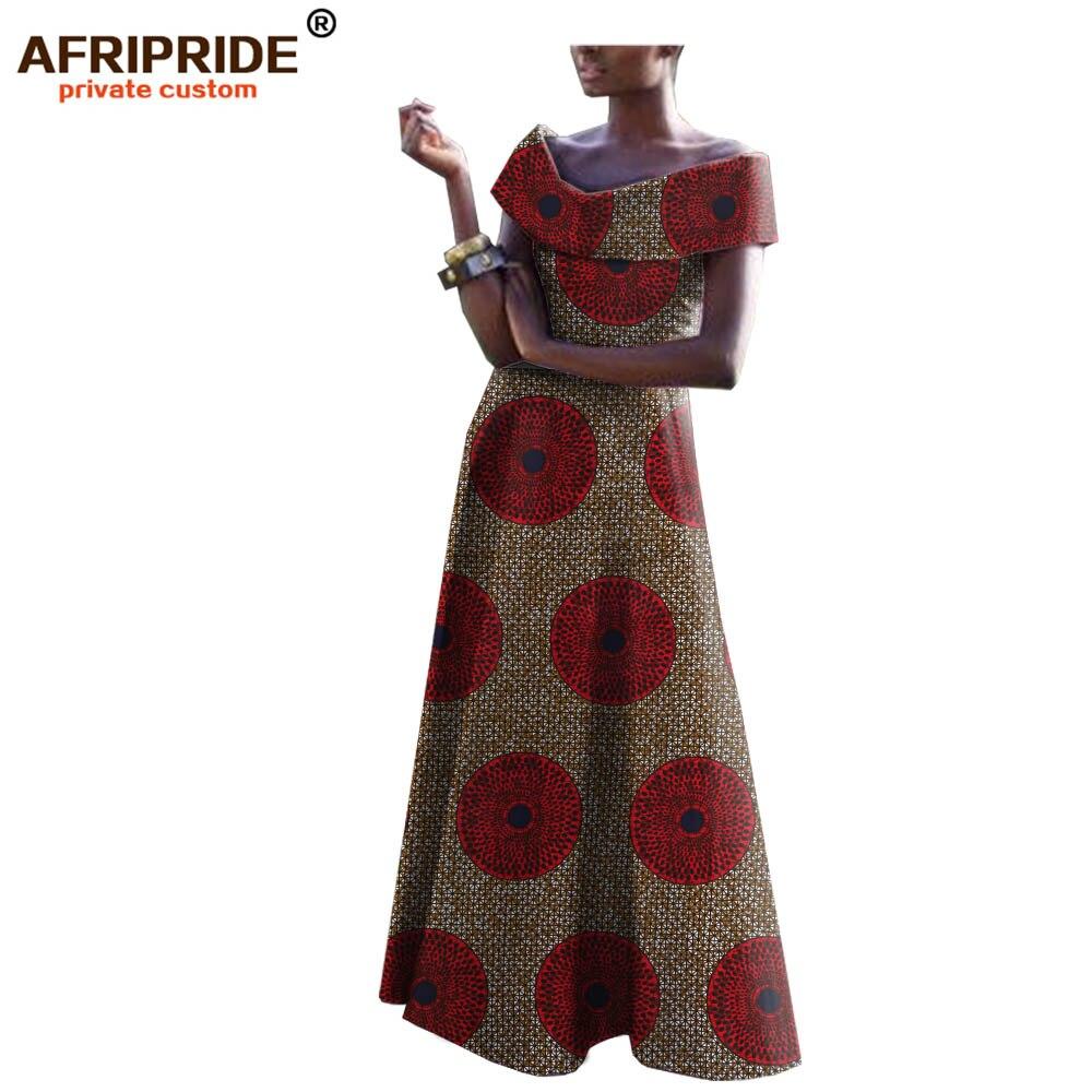 2018 AFRIPRIDA privatna prilagođena afrička odjeća za žene - Nacionalna odjeća - Foto 5