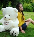 Christmas gift 100cm big size teddy bear plush toy  birthday gift plush toy  freeshipping