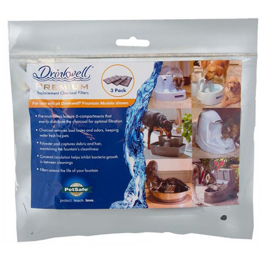 Drinkwell filter (3)