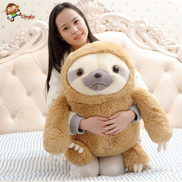 Zootopia cartoon plush toy doll children sloth send girls birthday gift free shipping