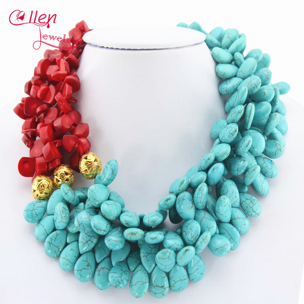2019 Dubai African Beads beautiful Necklace Nigerian Red Coral Necklace Bridal Jewelry Wedding Gift Statement Necklace E111222019 Dubai African Beads beautiful Necklace Nigerian Red Coral Necklace Bridal Jewelry Wedding Gift Statement Necklace E11122