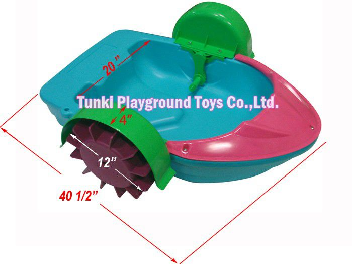water pedal boat aqua boat child boat kids hand boat цена и фото