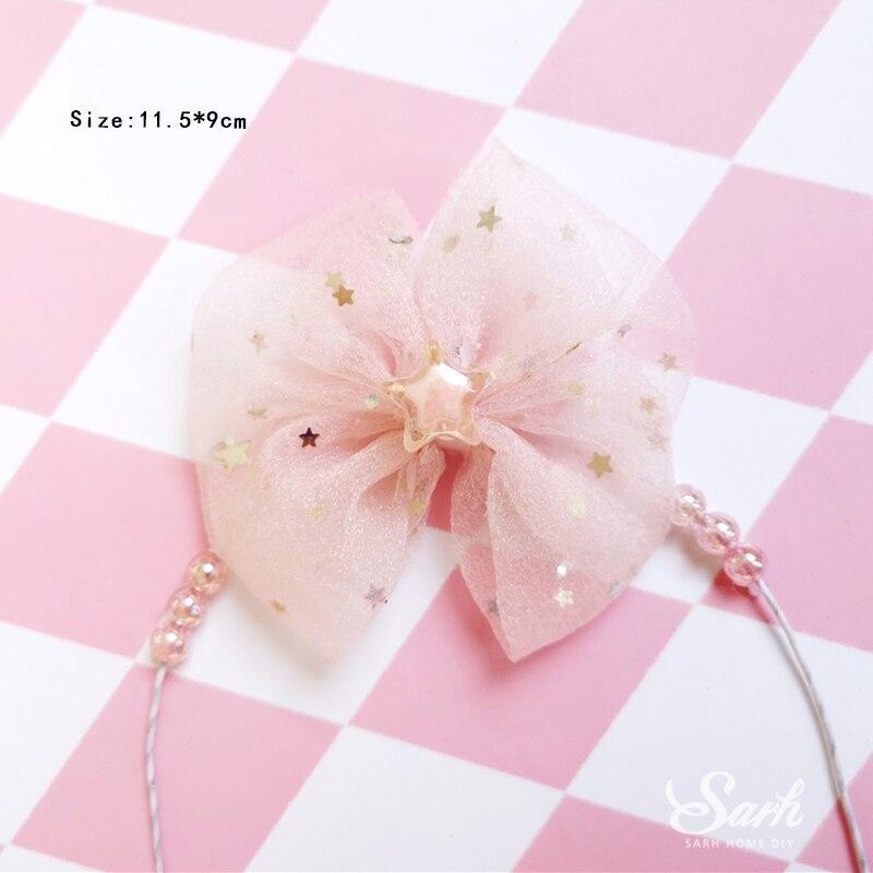 Peachy Hot Deal 29736 Bling Sleeping Girl Decoration Pearl Star Mesh Birthday Cards Printable Inklcafe Filternl