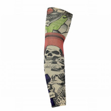UV Sun Protection Print Arm Sleeves