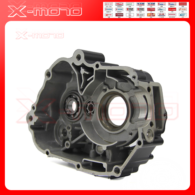 Lifan 125 125cc Engine Left Crankcase Stator Rotor Casing Case Dirt Bike ATV шаровая lifan 520 520i
