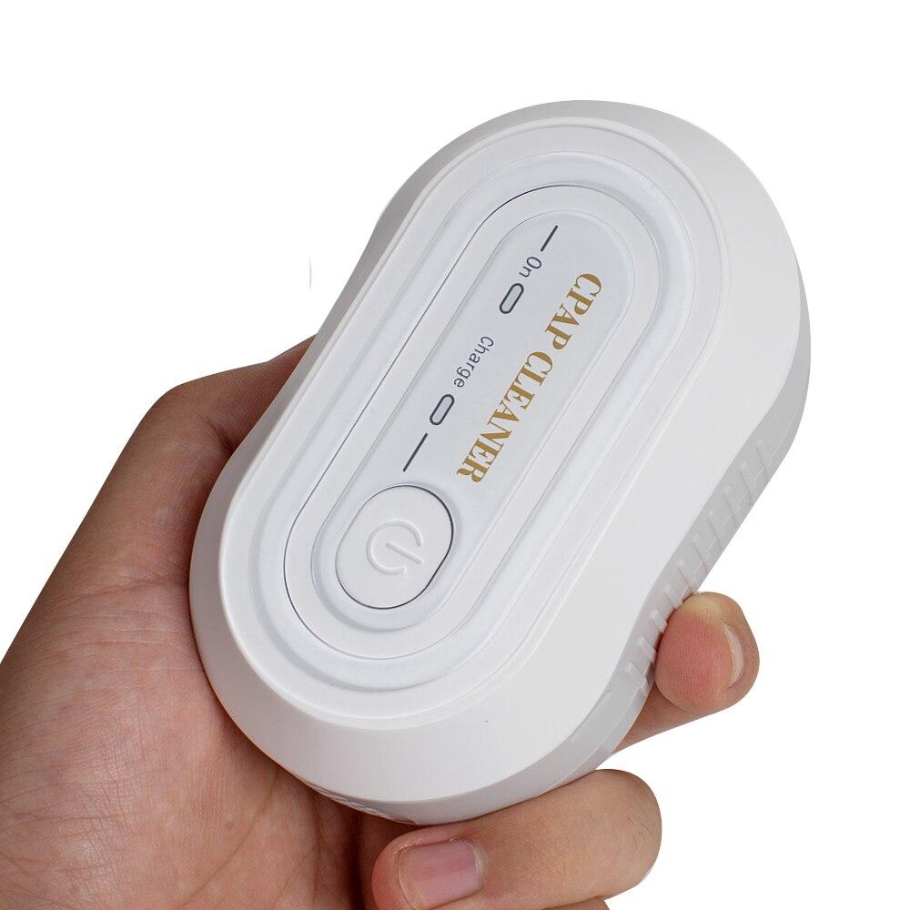 Профессиональная машина для дезинфекции озона CPAP, аппарат для дезинфекции озона, апноэ во сне, белый цвет