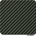 [100 cm ancho] Venta Caliente de la Fibra de Carbono pva película de impresión de transferencia de agua hidrográfica película hidro inmersión película TSTR9007