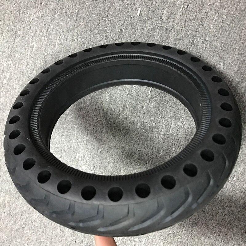 Actualizado amortiguación de goma neumático sólido para Xiaomi Mijia M365 8,5