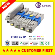4PCS Remanufactured Toner Cartridge for Okidata MC361 MC561 MC362 MC562 MC352 C330 C310 C510 C530 C331 C531 etc.