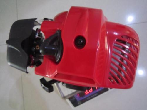 Trimmer 2 Gasoline Engine 52CC Stroke Mitsubishi Motor Powered Brush TB50 Cutter