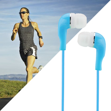 Portable Mini Wired Earphones 3.5mm Music Earphones Headset Without MIC For Xiaomi iPhone Laptop PC Mp4 6 Colors Fone De Ouvido