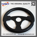 wholesales steering wheel  outer diameter  300 mm x high 58 mm small cars steering wheel karing parts