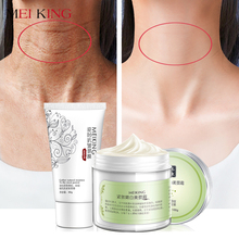 MEIKING Neck Mask Neck Cream Skincare Anti wrinkle Whitening Moisturizing Nourishing Firming Neck Care Set Skin Care Set 180g