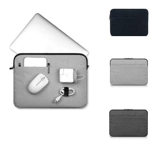 """Funda de manga de nailon para Microsoft Surface Laptop 2 13,5 bolsa de ordenador portátil cubierta de la bolsa para Microsoft Surface Book 2 13,5"""""""