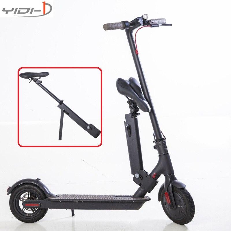 Siège pliant pour pièces personnalisées de Scooter électrique XIAOMI MIJIA M365