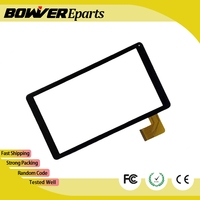 A+ 10.1'' inch Capacitive touch panel Digitizer Sensor Replacement For 10.1'' Denver TAQ-10172 mk2 Tablet PC Touch Sc