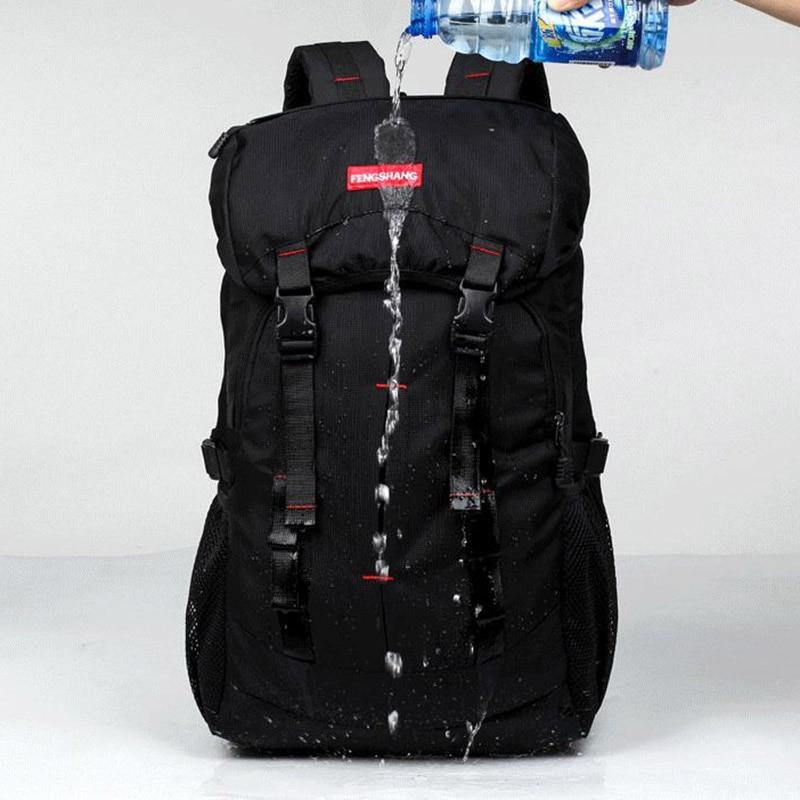 Large Capacity Travel Backpack Bag Water-Resistant Nylon Outdoor Backpack For Laptop 17.3 Men Women Multifunction Mochila 2019 цена