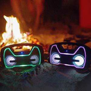 Mini Bluetooth Speaker with Light 8