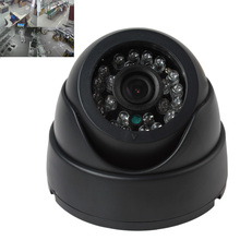 Anti-Shock Waterproof Auto Car Rear View Reverse Backup Camera 120 Degree Wide Angle Night Vision Conch Dome Surveillance Camera