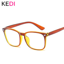 KEDI Unisex Blue Light Blocking Glasses Women Oversized Filter Reduces for Men Computer Goggles Eyeglasses