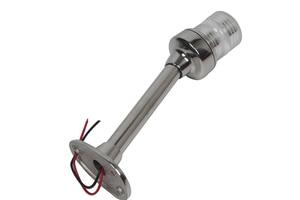 Image 2 - 12 В, 5 Вт, нержавеющая сталь 316, МОРСКОЙ лодочный светильник, складной круглый светильник, лампа теплого белого света