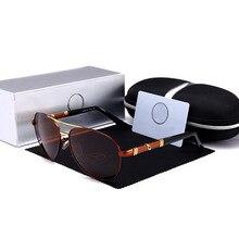 Mode Männer Polarisierte Sonnenbrille Marke Mercedes brillen lentes de sol  mujer Driving Gläser Oculos De Sol MB748 997966cc7b