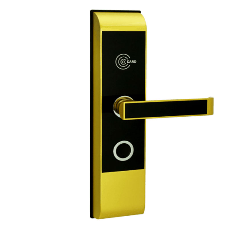 Golden Hotel Lock Electronic Smart Security Lock for Hotel door lock systemGolden Hotel Lock Electronic Smart Security Lock for Hotel door lock system