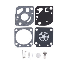 цена на DRELD RB-71 Carburetor CARB Rebuild Repair Kit For ZAMA RB-71 C1U-K54 C1U-K82 C1U-K81 CHO TC2100, SV-4/E,B And SRM-251S Trimmer