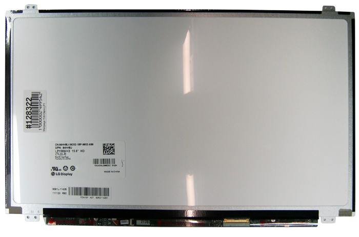 LCD 15.6 Glare LP156WH3 (TL)(L3), WXGA HD 1366x768, 40L, LED