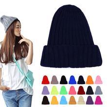 Мужская Люминесцентная Красочные Осенние И Зимние Теплые Женщины Мужчины Шерсть Шляпа Пары вязаная шапка острые шляпы Шапочки Упругой