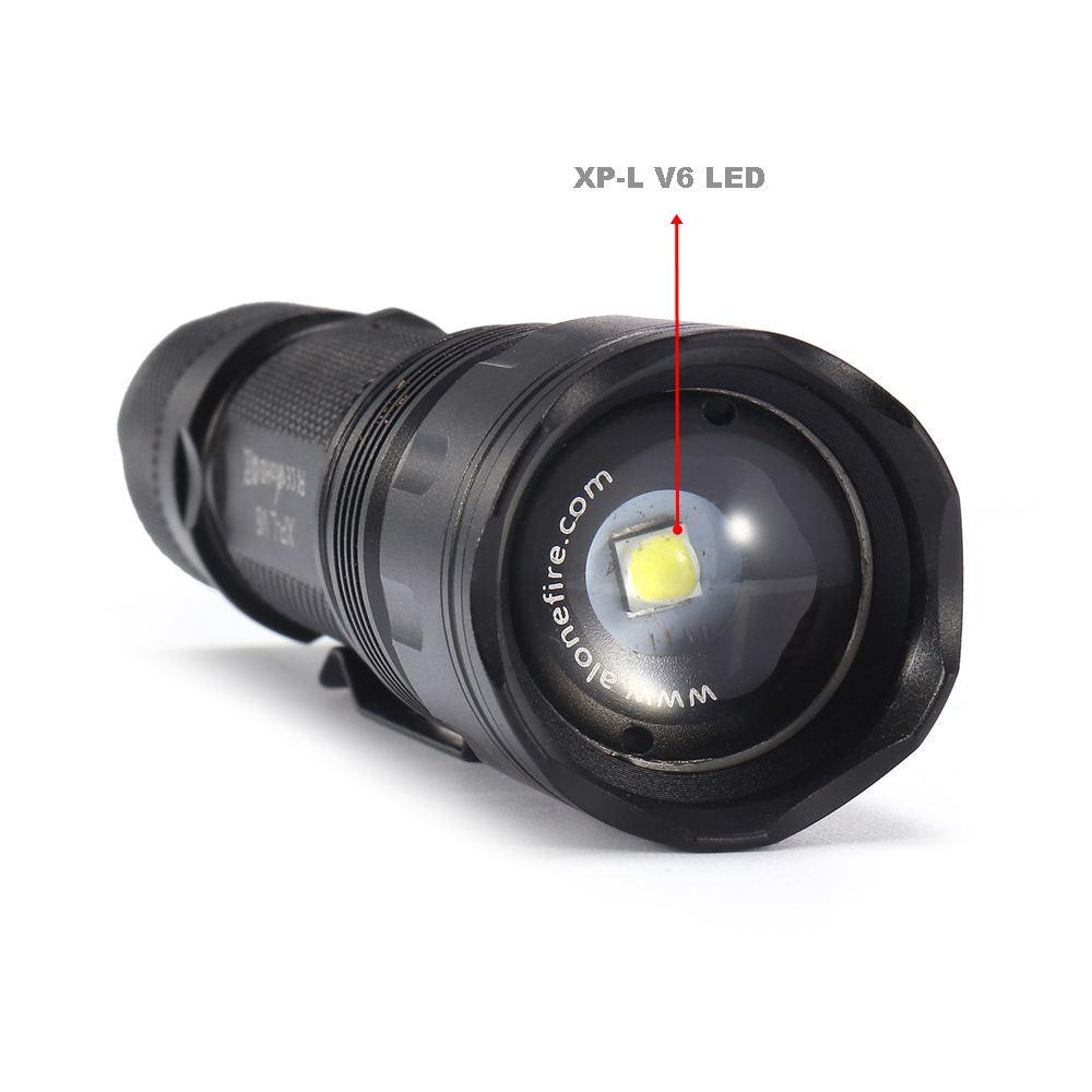 TK105 V6 LED flashlight (20)