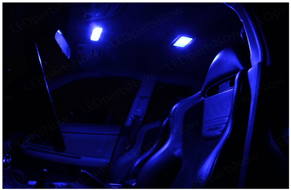 Free Shipping 7pcslot Car Styling Premium Package Kit Led Interior