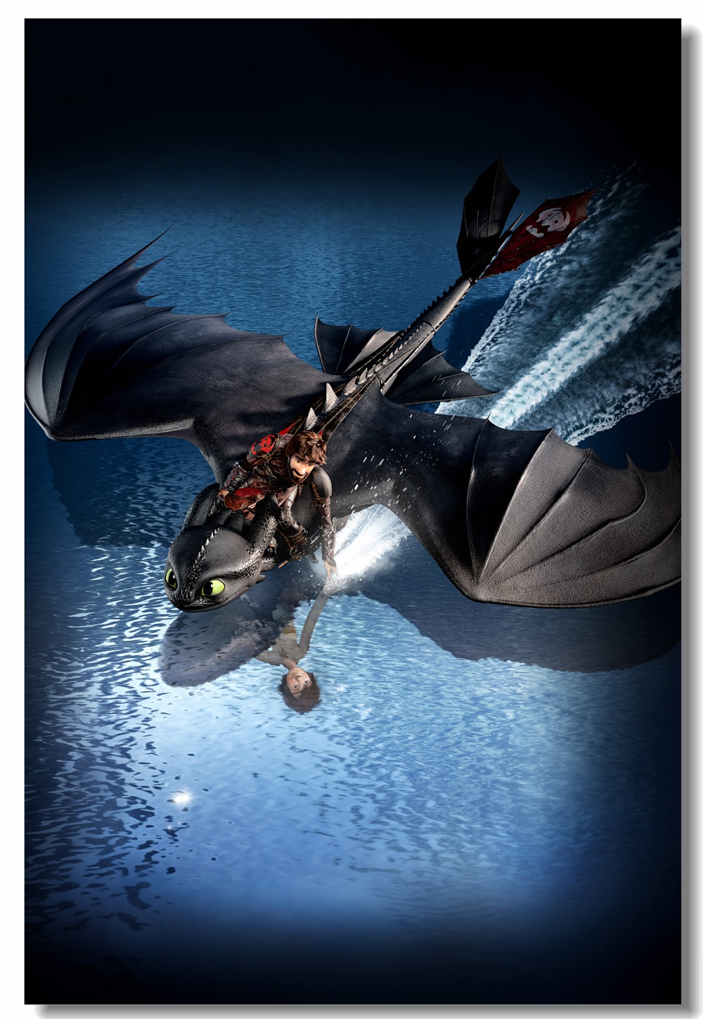 Custom Hiccup Wallpaper Toothless Sticker How To Train Your Dragon