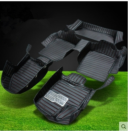 Special Floor Mats For Ford Explorer 7seats 2017 Non Slip Waterproof Carpets 2016 Free Shipping In From Automobiles