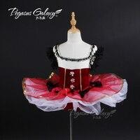 Lady New Ballet Tutu Women Girl Ballet Dance Costume Ballet Tutu Stage Performance Costume Girls Tutu Stage Dress B 6303