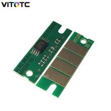 10х тонер-картридж чип совместимый для Ricoh SP150 SP 150 SP150su SP150w SP150suw SP150 408010 принтер тонер сброс заправка чипы
