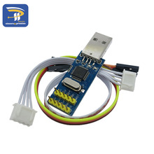 mini ST-LINK/V2 ST LINK STLINK STM8 STM32 emulator download super protection(China)