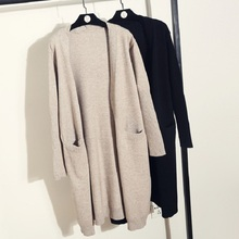 Casual Knitted Coat